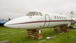British Aerospace HS-125 CC3 HS-125-700B ZD620