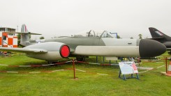 Gloster Meteor NF14 WS776 RAF