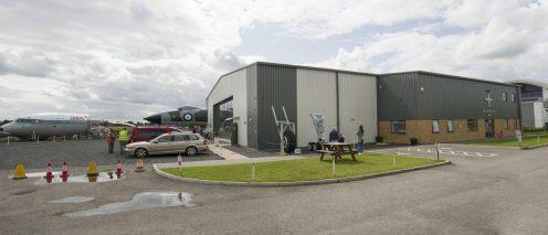 Jet Age Museum Gloucester
