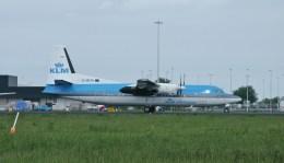 Fokker 50 G-UKTH KLM Cityhopper