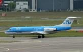 Fokker 70 PH-JCT KLM Cityhopper