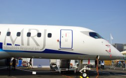 Mitsubishi MRJ-90STD JA23MJ Mitsubishi Aircraft Company All Nippon Airways - ANA