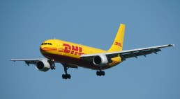 Airbus A300B4-622R(F) D-AEAN DHL (European Air Transport - EAT)