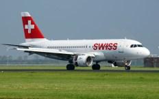 Airbus A319-112 HB-IPU Swiss