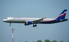 Airbus A321-211 VP-BDC Aeroflot