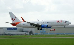 Boeing 737-8BK C-FYLC TUI Airlines Netherlands (Sunwing Airlines)