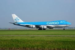 Boeing 747-406FERSCD PH-CKB KLM - Royal Dutch Airlines Cargo (Martinair)