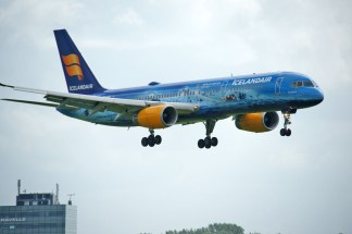 Boeing 757-256 TF-FIR Icelandair