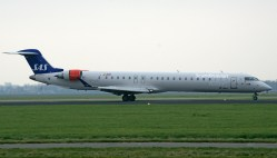 Bombardier CRJ-900ER NG OY-KFF SAS