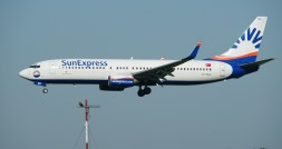 Boeing 737-8CX TC-SED SunExpress