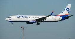 Boeing 737-8CX TC-SED SunExpress