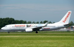 Boeing 737-8K2 PH-HSF Sunweb (Transavia Airlines)