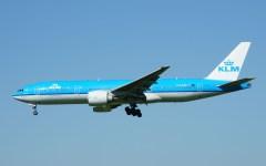 Boeing 777-206ER PH-BQB KLM