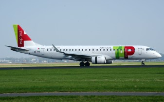 Embraer 190LR CS-TPR TAP Portugal Express