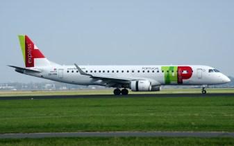 Embraer 190LR CS-TPR TAP Portugal Express