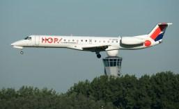 Embraer ERJ-145EU F-GRGD Hop