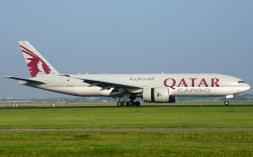 Boeing 777-FDZ A7-BFE Qatar Airways