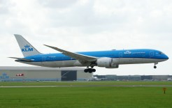 Boeing 787-9 Dreamliner PH-BHI KLM