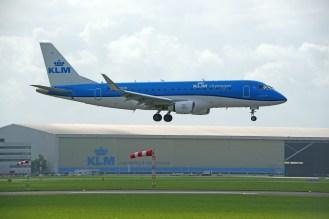 Embraer 175STD PH-EXN KLM Cityhopper