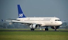 Airbus A320-232 OY-KAP SAS