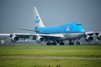 Boeing 747-406M PH-BFC KLM