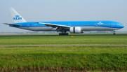Boeing 777-306ER PH-BVS KLM