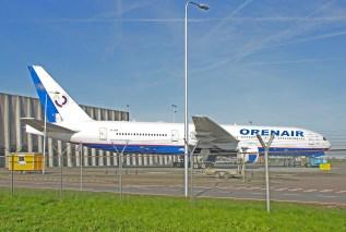 Boeing 777-2Q8/ER VP-BHB Orenair