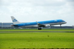 Embraer 190STD PH-EZW KLM Cityhopper