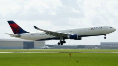 Airbus A330-302 N830NW Delta Air Lines