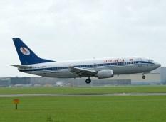Boeing 737-3Q8 EW-282PA Belavia