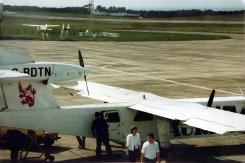 Guernsey Airport 1987 1988 | ZAP16 COM