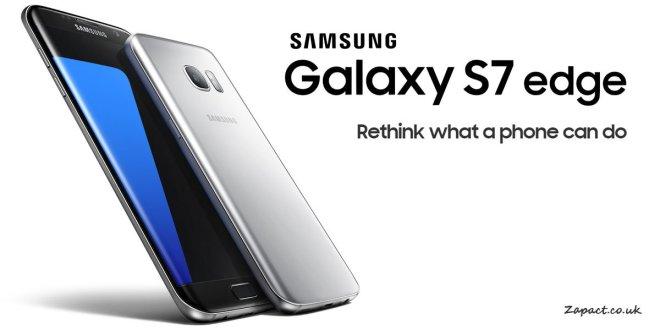 Galaxy S7 edge deals