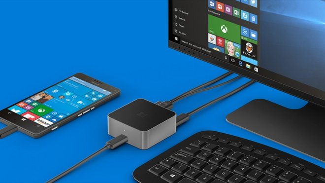 continuum for windows 10