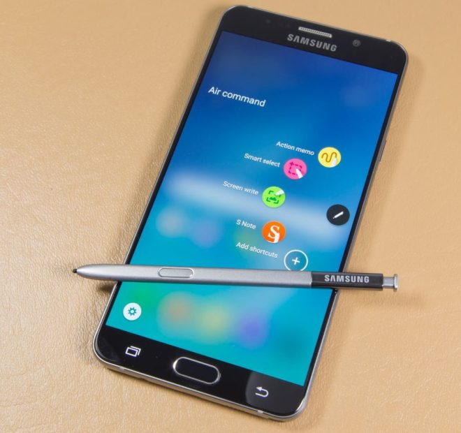 Samsung Galaxy Note-7