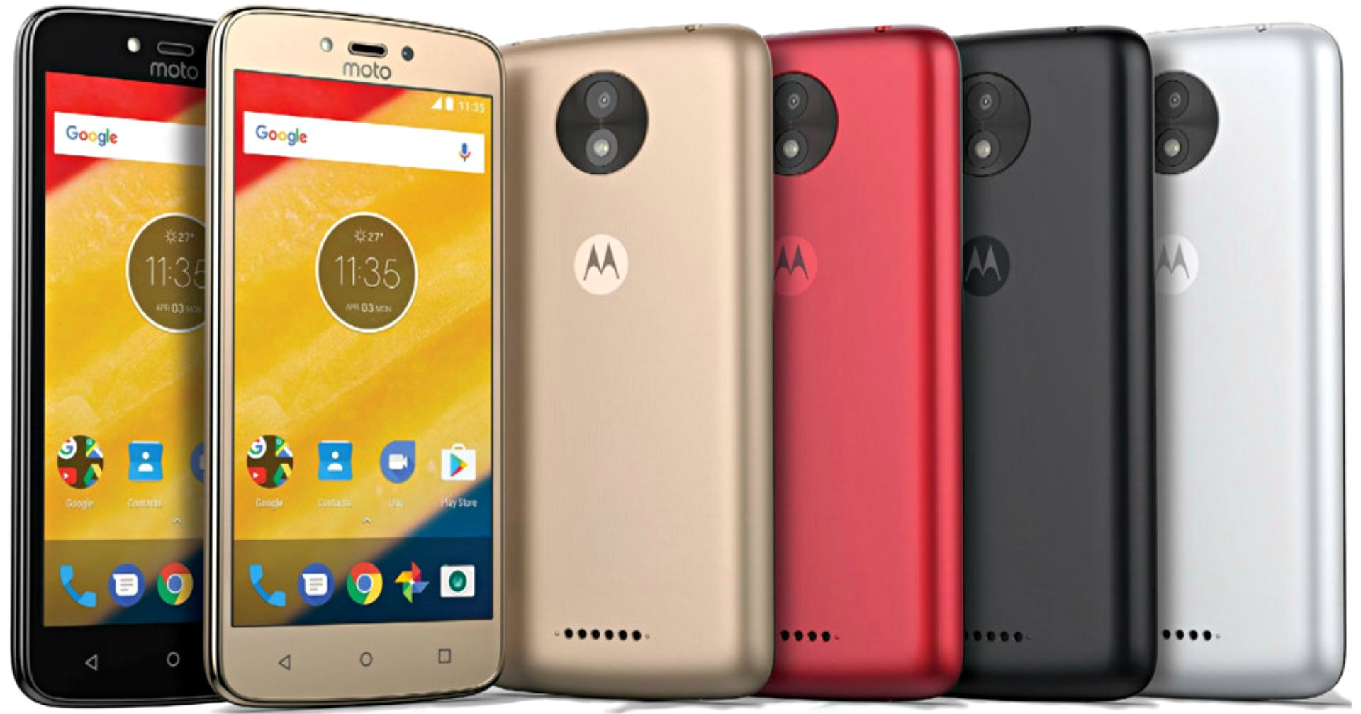Moto C and Moto C Plus: Latest Announcements of UK Price, Release Date & Specifications