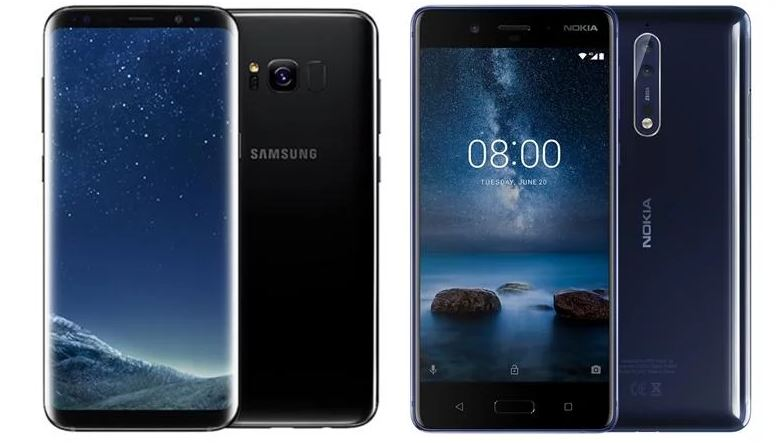 Nokia 8 Vs Galaxy S8 Review: Which Is Better?