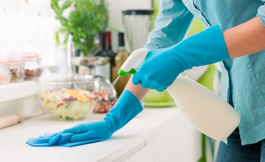 Recomendaciones claves para desinfectar tu casa del Coronavirus