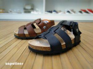 zapatines sandalias titanitos