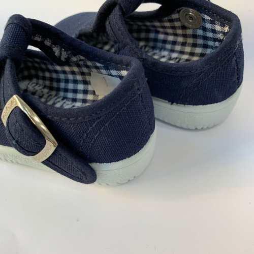 zapatillas pepito marino