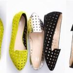 Trend alert: zapatos perforados