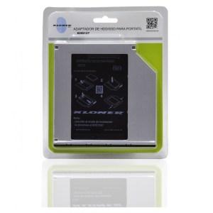 Adaptador HDD/SSD Portatil Kloner 9.5 mm
