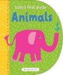 {Baby's First Words: Animals: Bloomsbury}