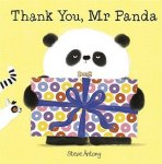 {Thank You, Mr Panda: Steve Antony}