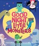 {Good Night, Little Monsters: Kara LaReau}