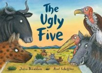 {The Ugly Five: Julia Donaldson}
