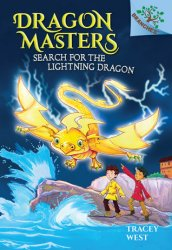 {Search for the Lightning Dragon: Tracey West}