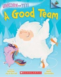 {A Good Team: Heather Ayris Burnell}