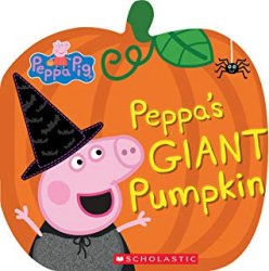 {Peppa's Giant Pumpkin: Samantha Lizzio}