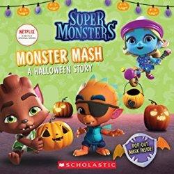 {Monster Mash: Scholastic Inc}