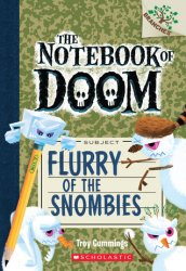 {Flurry of the Snombies: Troy Cummings}